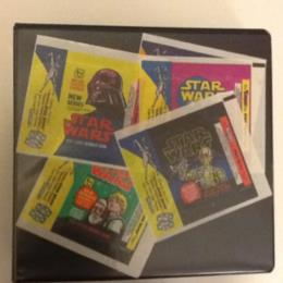 Topps Star Wars Trading Cards