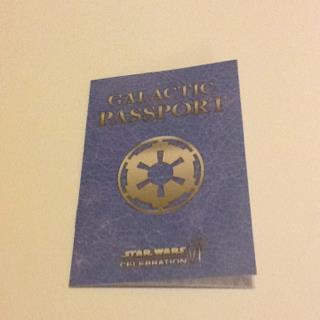 Galactic Passport