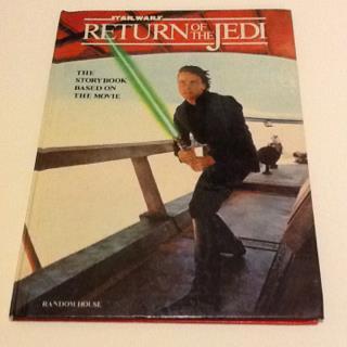 Jedi Storybook