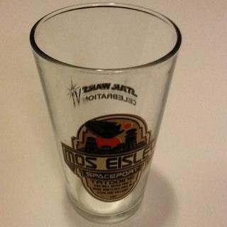 Mos Eisley Glass