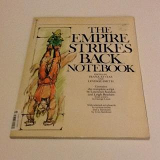 Empire Strikes Back Notebook