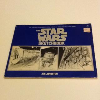 Star Wars Sketchbook
