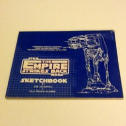 Empire Strikes Back Sketchbook