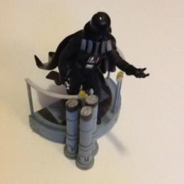 Darth Vader Christmas Ornament