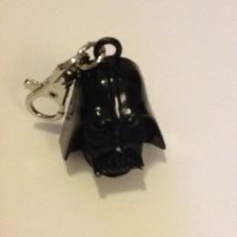Darth Vader Head Keychain