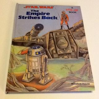 Empire Strikes Back Pop Up Book