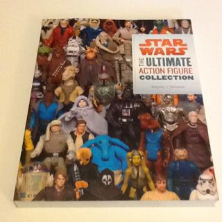 Star Wars Action Figure Books