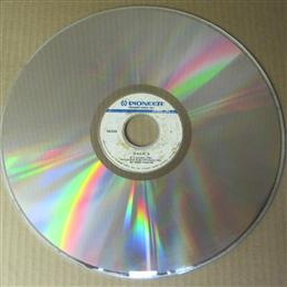 M.A.C.H. 3 Laser Disc