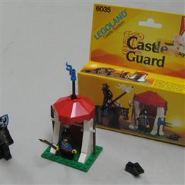 Castle Guard, 6035