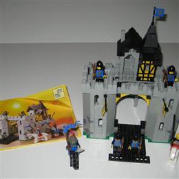 Black Falcon's Fortress, 6074