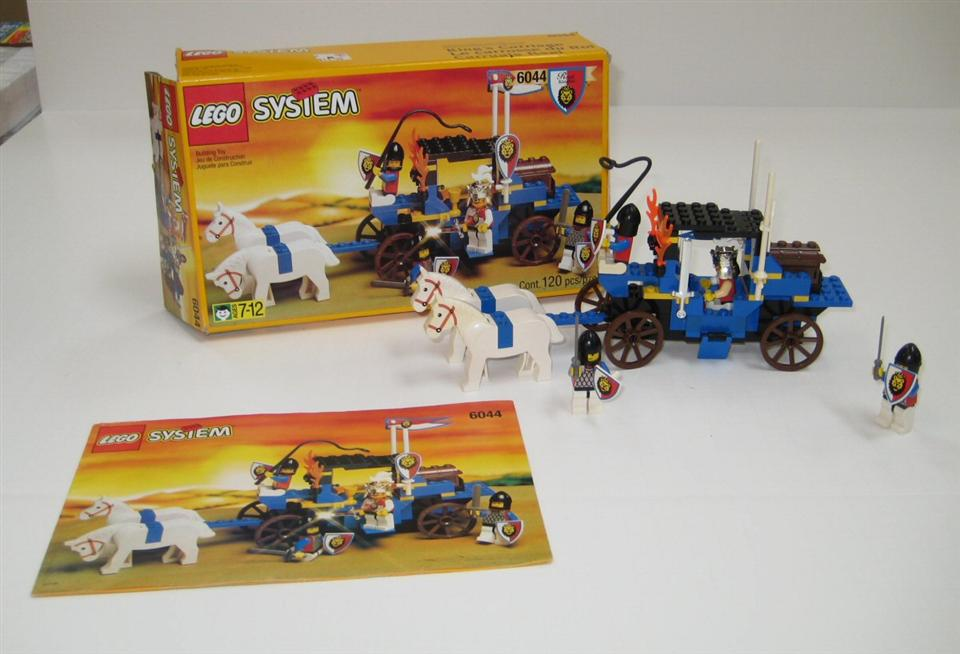 King's Carriage, 6044