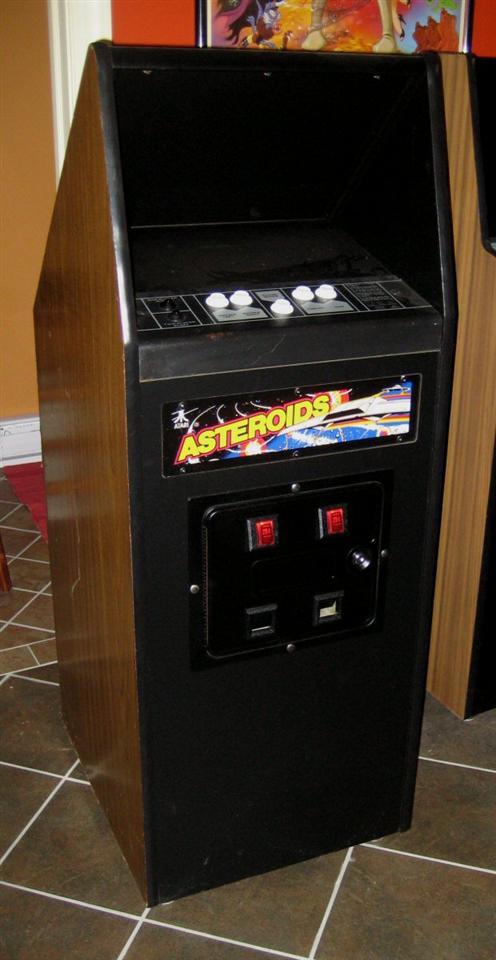 asteroids arcade cabinet - photo #14