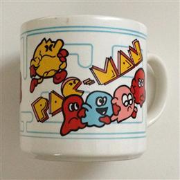 Pac-Man Mug (White)