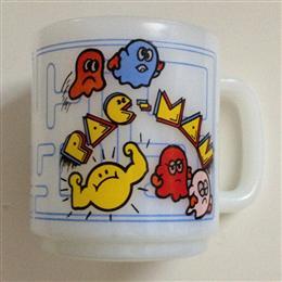 Pac-Man Mug (Off-White)