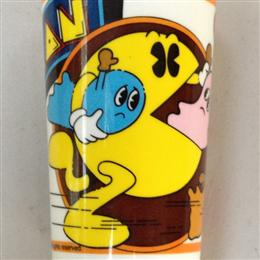 Pac-Man Plastic Cup