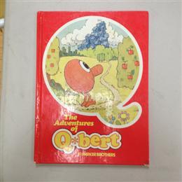 The Adventures of Q*bert Book