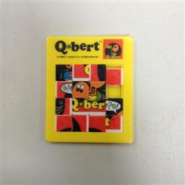 Q*bert Slide Puzzle