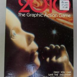 2010: The Graphic Action Game, Coleco, 1984