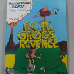 B.C II: Grog's Revenge, Coleco, 1984
