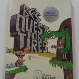B.C.'s Quest for Tires, Sierra, 1983