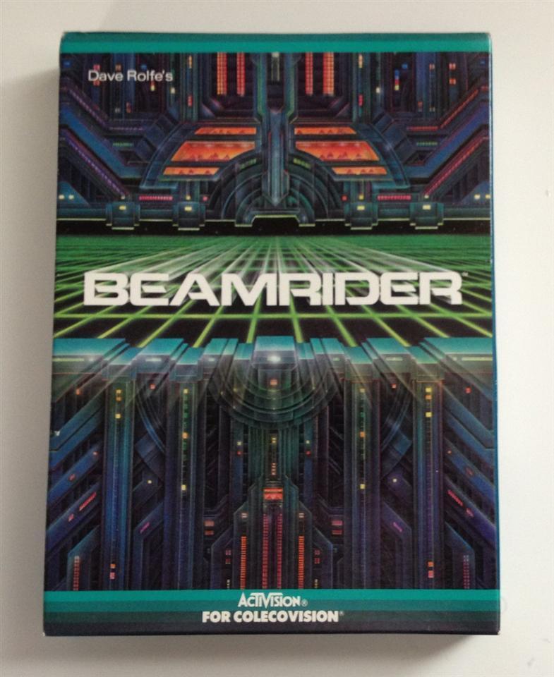 Beamrider, Activision, 1984