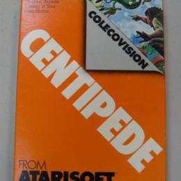 Centipede, Atarisoft, 1983