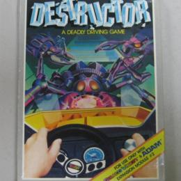 Destructor, Coleco, 1984