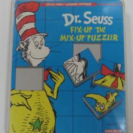 Dr. Seuss Fix-Up the Mix-Up Puzzler, Coleco, 1984