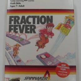 Fraction Fever, Spinnaker, 1983