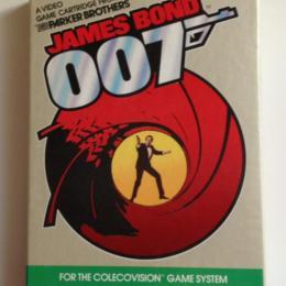 James Bond 007, Parker Bros., 1983