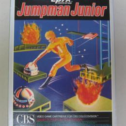 Jumpman Junior (CBS), Epyx, 1983