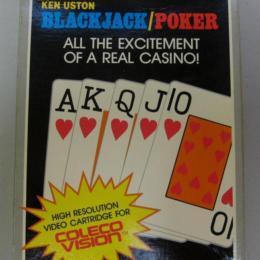 Ken Uston Blackjack / Poker, Coleco, 1982