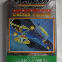 Super Cross Force, Spectravision, 1986