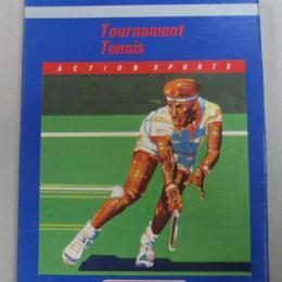 Tournament Tennis, Imagic, 1984
