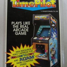 Time Pilot, Coleco, 1983
