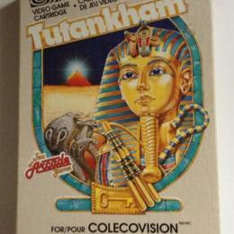 Tutankham, Parker Bros., 1983