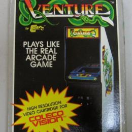Venture, Coleco, 1982