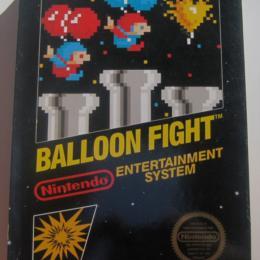 Balloon Fight, Nintendo, 1986