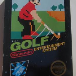 Golf, Nintendo, 1985