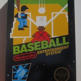 Baseball, Nintendo, 1985