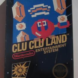 Clu Clu Land, Nintendo, 1985