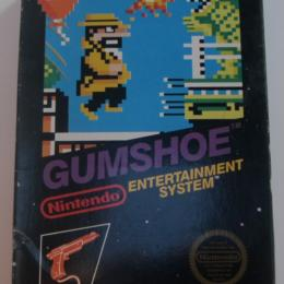 Gumshoe, Nintendo, 1986