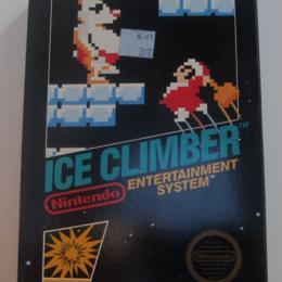 Ice Climber, Nintendo, 1985