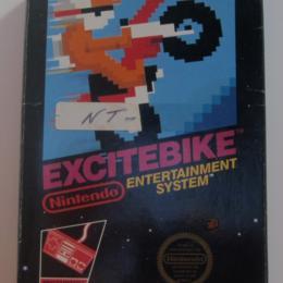 Excitebike, Nintendo, 1985