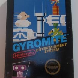 Gyromite, Nintendo, 1985