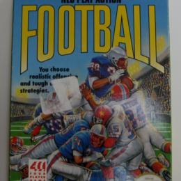 Play Action Football, Nintendo, 1990