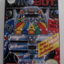 Pinbot, Nintendo, 1990