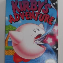 Kirby's Adventure, Nintendo, 1993
