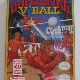 Super Spike V'Ball, Nintendo, 1990