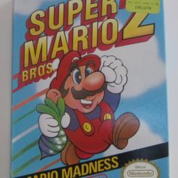 Super Mario Bros. 2, Nintendo, 1988